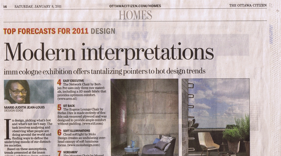 Marie-Judith Jean-Louis Ottawa Citizen Design Edge