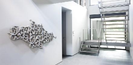 Heatwave modern baroque radiator art