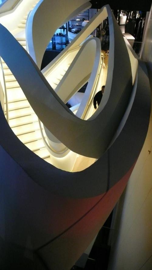 Armani Store designed by Fuksas