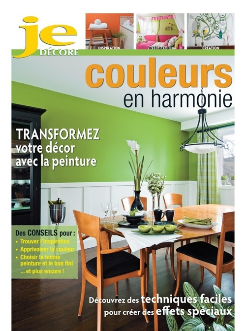 M2JL STUDIO in Magazine Je Decore