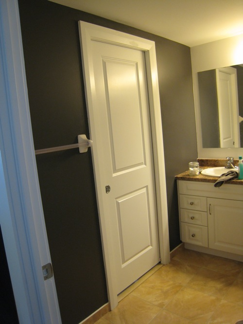 M2JL STUDIO Bathroom makeover - Before