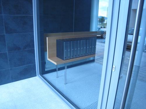 Modern mailbox Ibiza