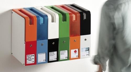 Tres Quatro Cinco Mailboxes