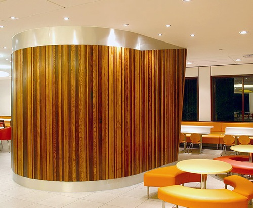 Modern McDonald designed by Shh