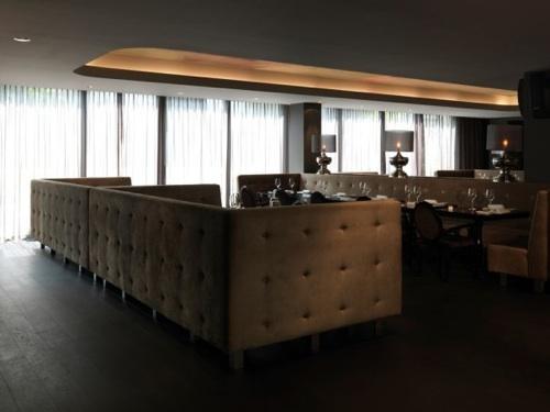 Roomers Hotel Frankfurt restaurant