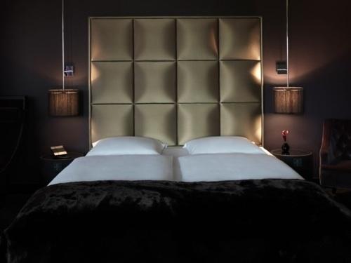 Roomers Hotel Frankfurt suite