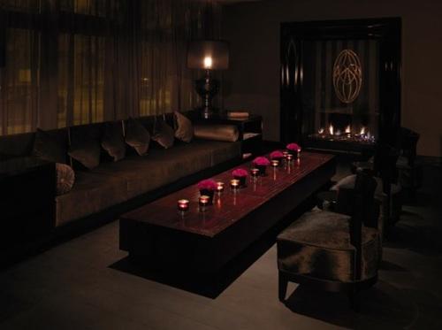 Roomers Hotel Frankfurt lounge