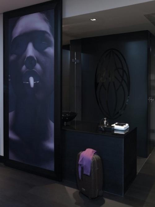 Roomers Hotel Frankfurt spa