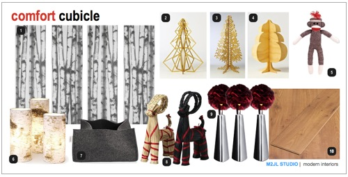 2009 Christmas decoration trends