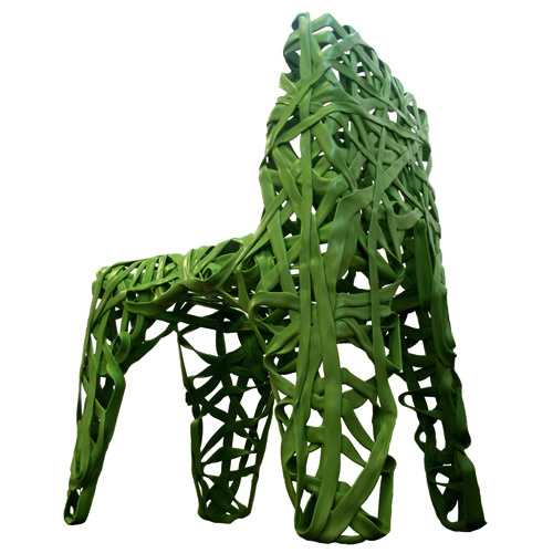 RD Leg Chair by Richard Liddle from Cohda roughly drawn chair art