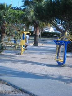 Ibiza gym