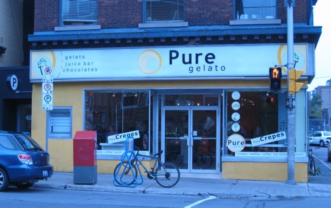 Pure Gelato Ottawa