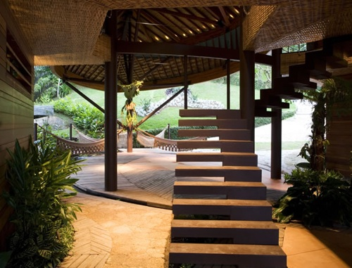 Leaf House Brazil Mareines + Patalano architects
