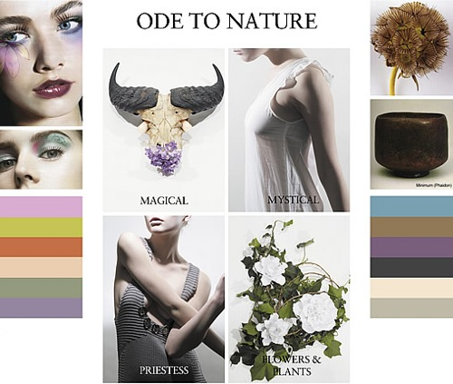 2010 Fashion Trend Ode to Nature