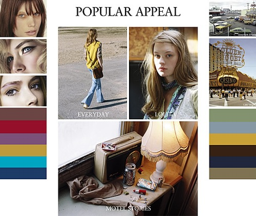 2010 Fashion Trend Popular Appeal