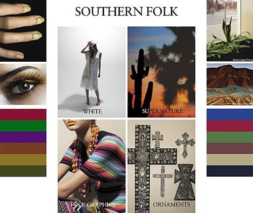 2010 Fashion Trend Southern Folks