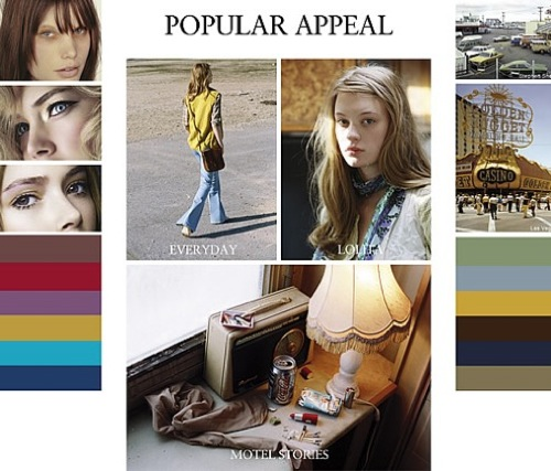 popular appeal fashion design trend spring summer 2010
