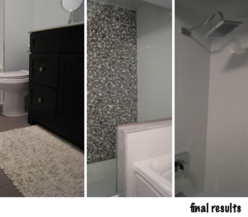 modern bathroom renovation M2JL STUDIO | modern interiors ottawa