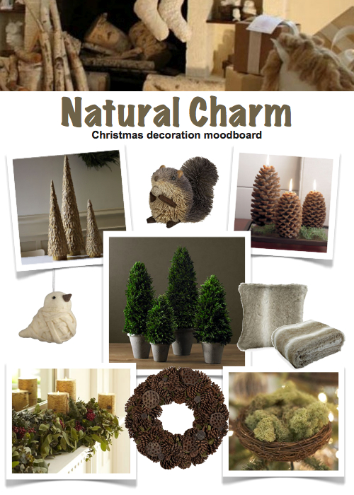 modern christmas decor natural charm