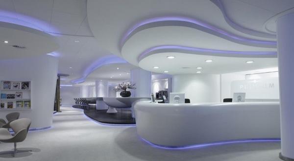 Amsterdam Airport Schiphol design modern architecture
