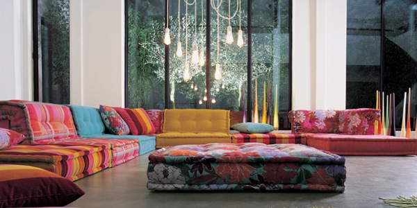 Roche Bobois furniture