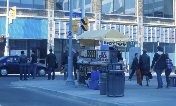 street meat ottawa downtown hot dog