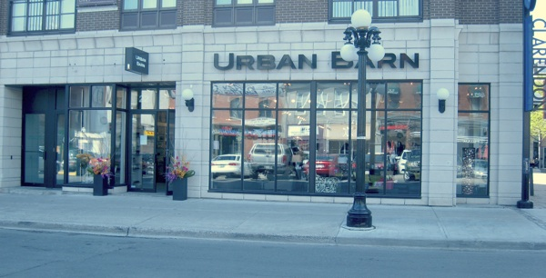 Urban Barn Byward Market Ottawa