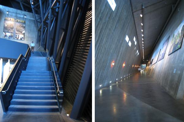 Modern Architecture Canadian War Museum Ottawa Moriyama & Teshima Griffiths Rankin Cook