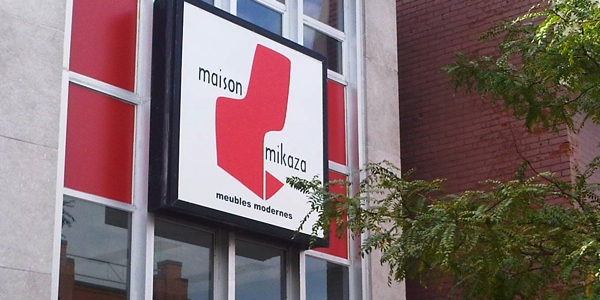 Mikaza Home Modern Furniture Ottawa Gatineau