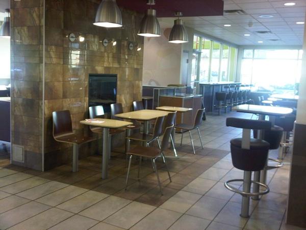 modern ottawa mcdonald restaurant