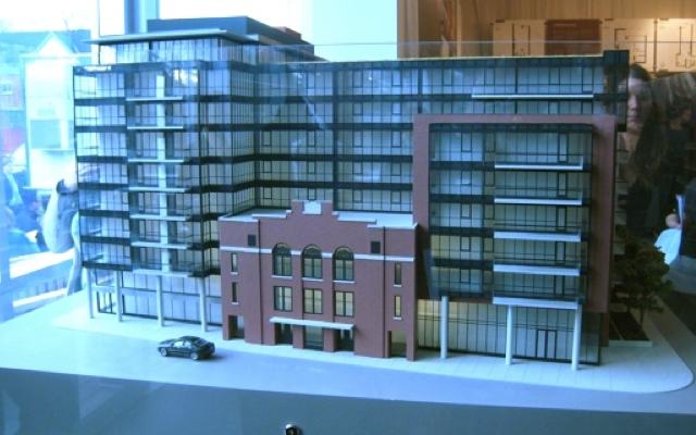 Central Condominums Ottawa modern condos