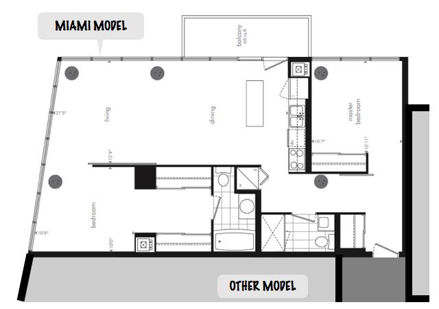 Modern Ottawa Central Condominium