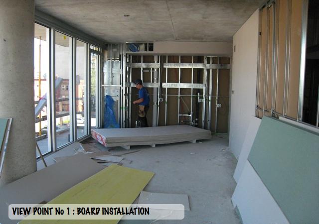Modern Ottawa Central Condominium construction process