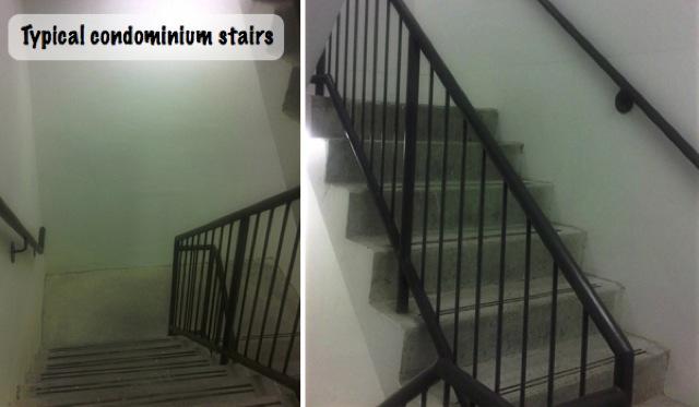 Staircase  Condominiums