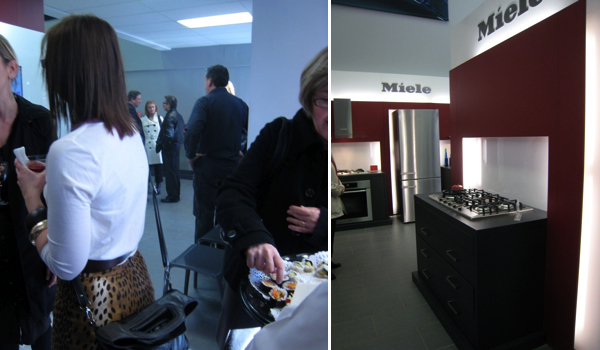 MOOT Modern Ottawa Miele Gallery on Bank modern appliances