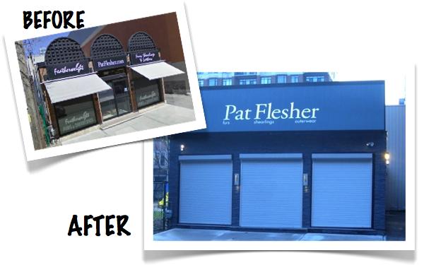MOOT modern Ottawa modern storefront Pat Flesher makeover