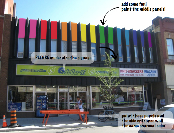 Modern Ottawa building makeover