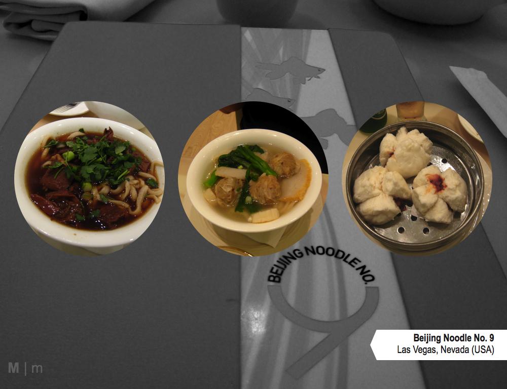M2JL STUDIO | Beijing Noodle No 9 - Las Vegas, Nevada