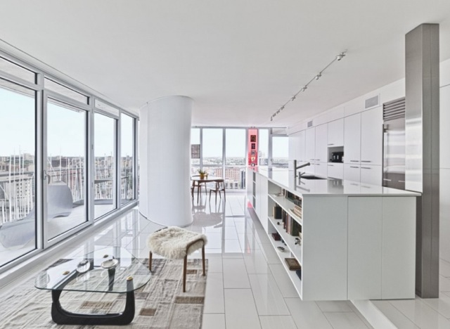 MoOt Modern Ottawa Blog  Mondrian Condo Interior Design by Kariouk Architect