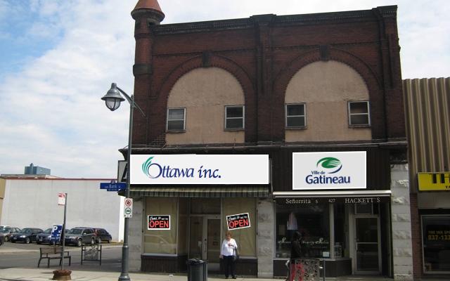 Modern Ottawa city business Ottawa inc.