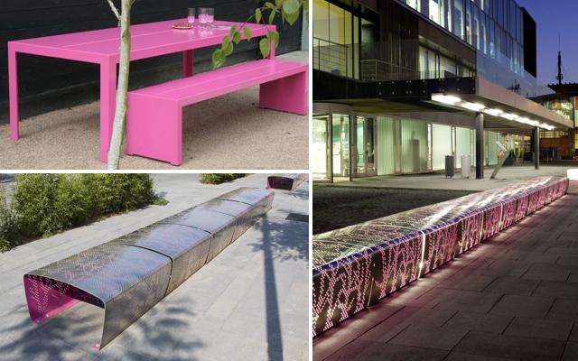 Modern Ottawa Blog Street furniture Minto Park