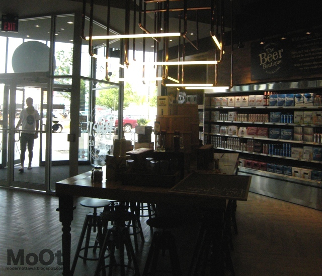 MoOt | Modern Ottawa | Beer Boutique Toronto Distillery District