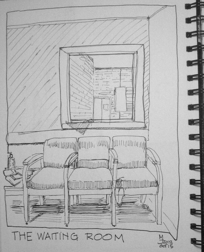 MJ SKETCHBOOK   Urban Sketcher - Ottawa