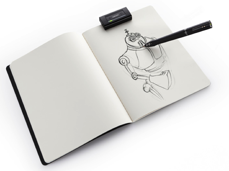 Inkling digital pen by Wacom