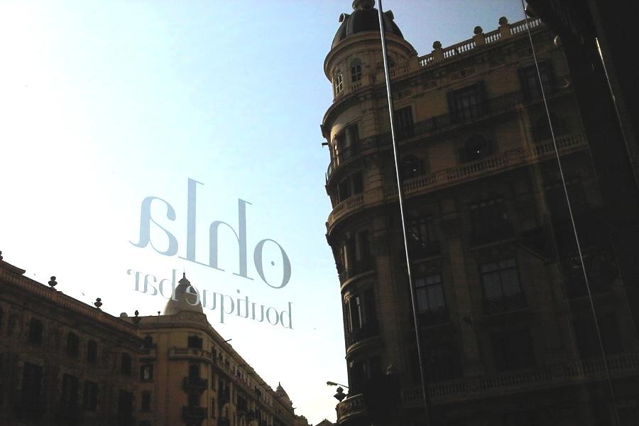 Modern Metropolis - Ohla Hotel, Barcelona, Spain